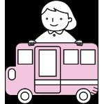 교통약자 전용버스 이미지